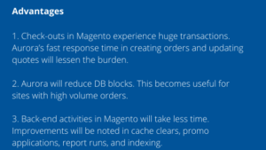 Advantages of Magento