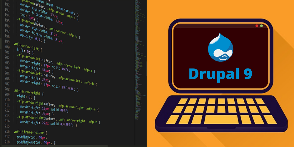 new features in drupal 9