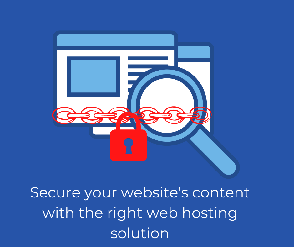 SEO implications of web hosting
