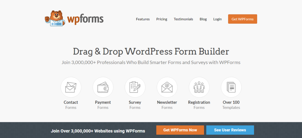 best WordPress plugin for contact form