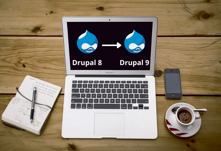 drupal 8 to 9 migration