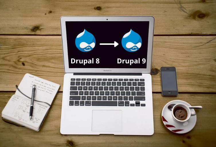 update Drupal